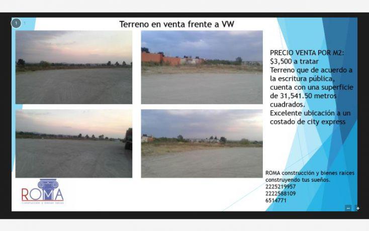 Foto de terreno industrial en venta en, sanctorum, cuautlancingo, puebla, 1568858 no 05