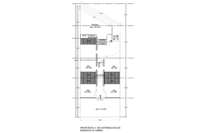 Foto de terreno habitacional en venta en  , santa amalia, altamira, tamaulipas, 1690854 No. 02