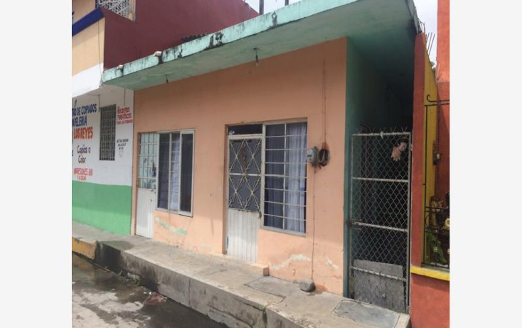 Foto de casa en venta en  , santa amalia, comalcalco, tabasco, 1711632 No. 01