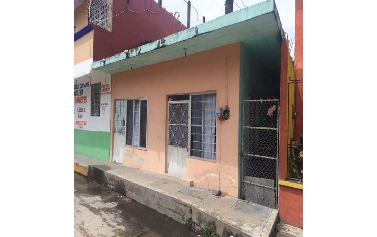 Foto de casa en venta en  , santa amalia, comalcalco, tabasco, 1722186 No. 01