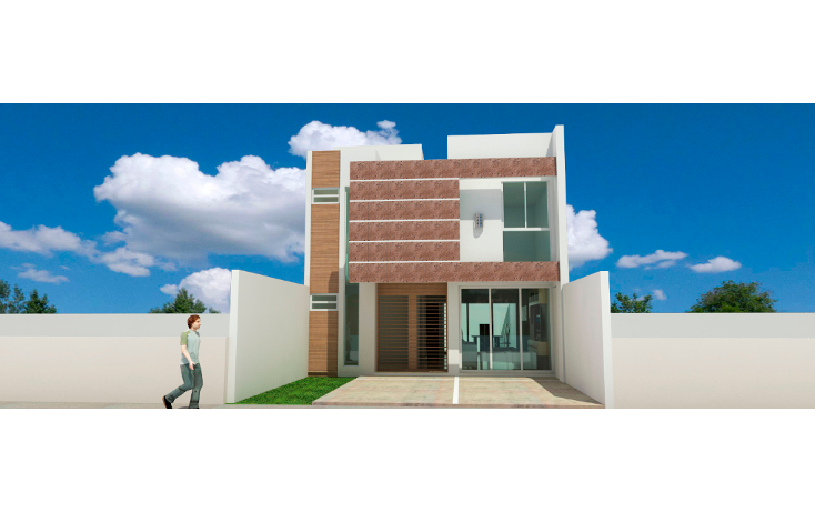 Foto de casa en venta en  , santa ana calanchuy, comitán de domínguez, chiapas, 1661530 No. 01