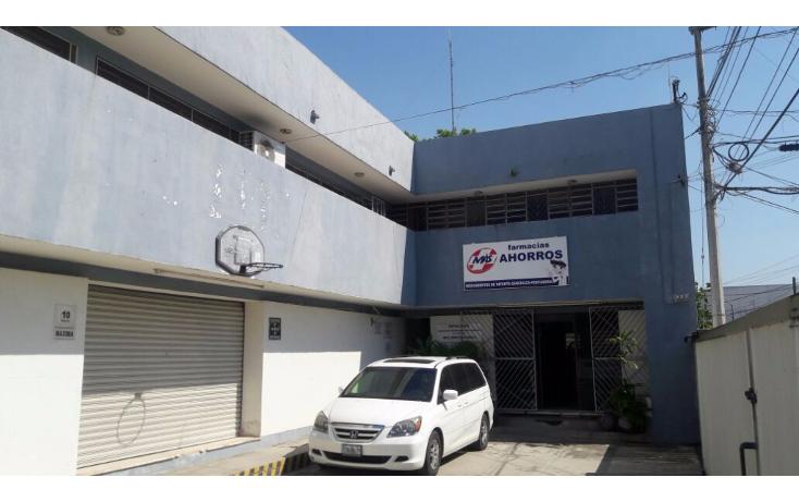 Foto de edificio en renta en  , santa ana, campeche, campeche, 1248597 No. 01