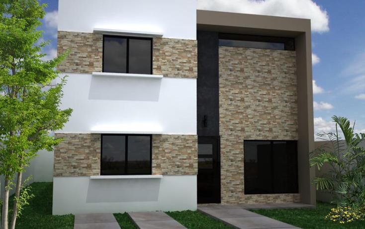 Foto de casa en venta en  , santa ana, campeche, campeche, 1636036 No. 01