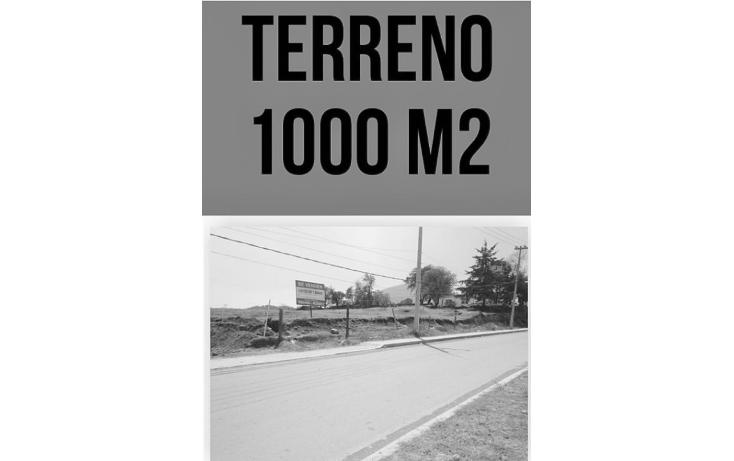 Foto de terreno habitacional en venta en  , santa ana jilotzingo, jilotzingo, méxico, 1776476 No. 01