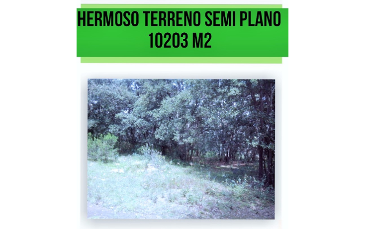 Foto de terreno habitacional en venta en  , santa ana jilotzingo, jilotzingo, méxico, 1783866 No. 01