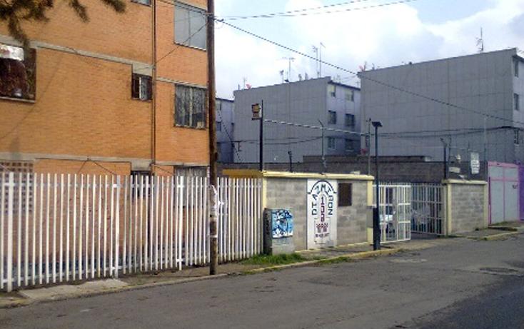 Foto de departamento en venta en  , santa ana, tláhuac, distrito federal, 1769276 No. 01