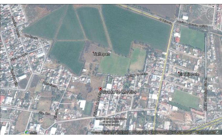 Foto de terreno habitacional en venta en  , santa ana tlaltepan, cuautitlán, méxico, 1114227 No. 01