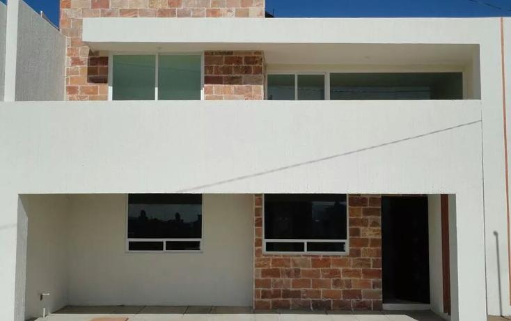 Foto de casa en venta en  , santa anita huiloac, apizaco, tlaxcala, 1047103 No. 01