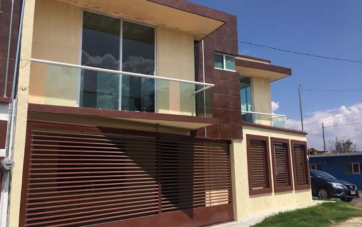 Foto de casa en venta en  , santa anita huiloac, apizaco, tlaxcala, 2015182 No. 01