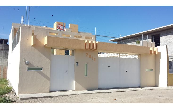 Foto de casa en venta en  , santa anita huiloac, apizaco, tlaxcala, 2041844 No. 01