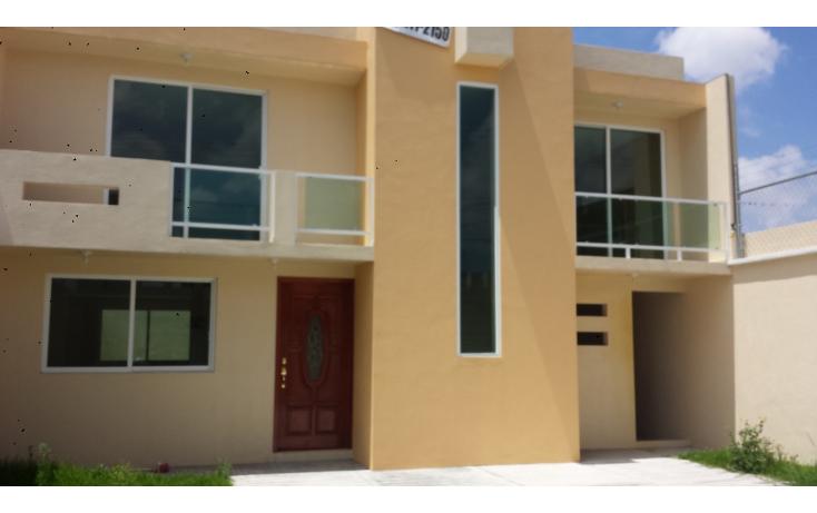 Foto de casa en venta en  , santa anita huiloac, apizaco, tlaxcala, 2041844 No. 03