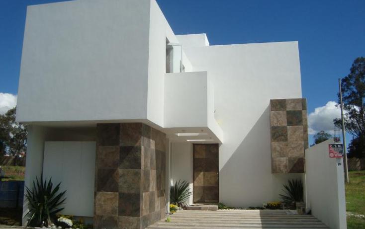 Foto de casa en venta en  , santa anita huiloac, apizaco, tlaxcala, 382092 No. 01