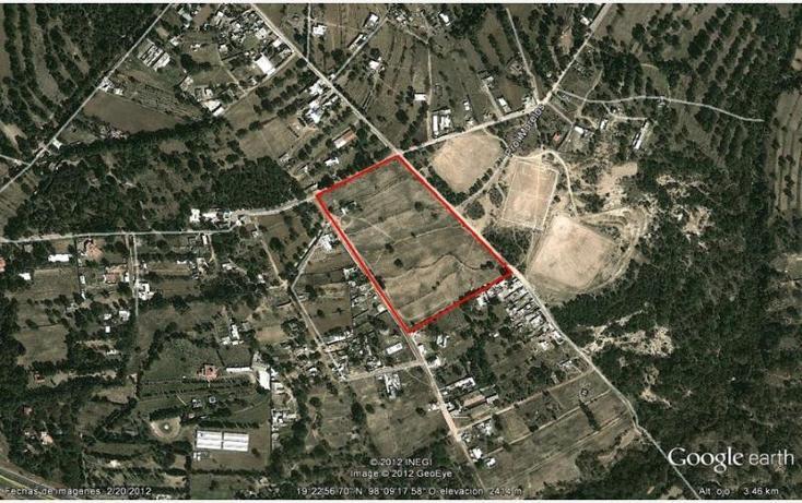 Foto de terreno habitacional en venta en  , santa anita huiloac, apizaco, tlaxcala, 388999 No. 02