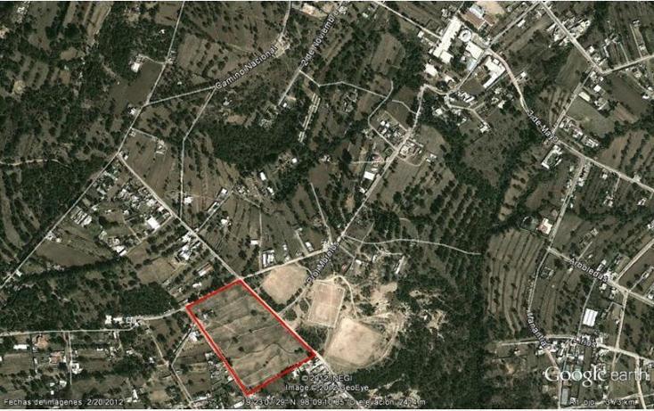 Foto de terreno habitacional en venta en  , santa anita huiloac, apizaco, tlaxcala, 388999 No. 03