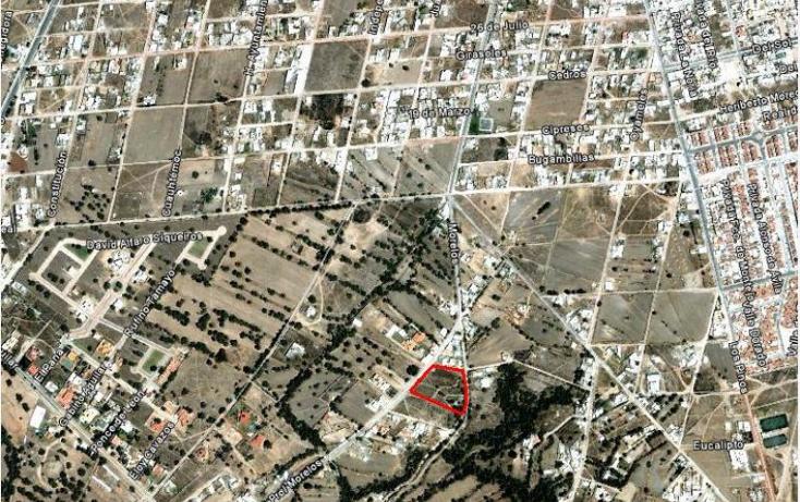 Foto de terreno habitacional en venta en  , santa anita huiloac, apizaco, tlaxcala, 397217 No. 01