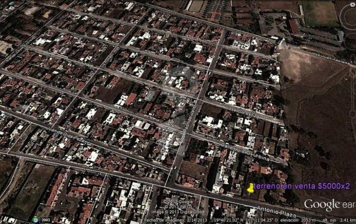 Foto de terreno habitacional en venta en, santa anita, morelia, michoacán de ocampo, 1774838 no 03