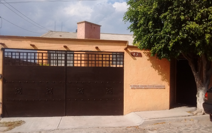 Foto de casa en venta en  , santa b?rbara 1a secci?n, corregidora, quer?taro, 1939465 No. 01