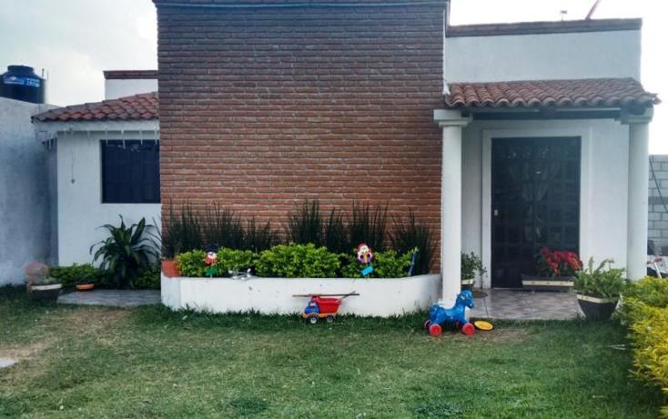 Foto de casa en venta en  , santa b?rbara, cuautla, morelos, 1632484 No. 01
