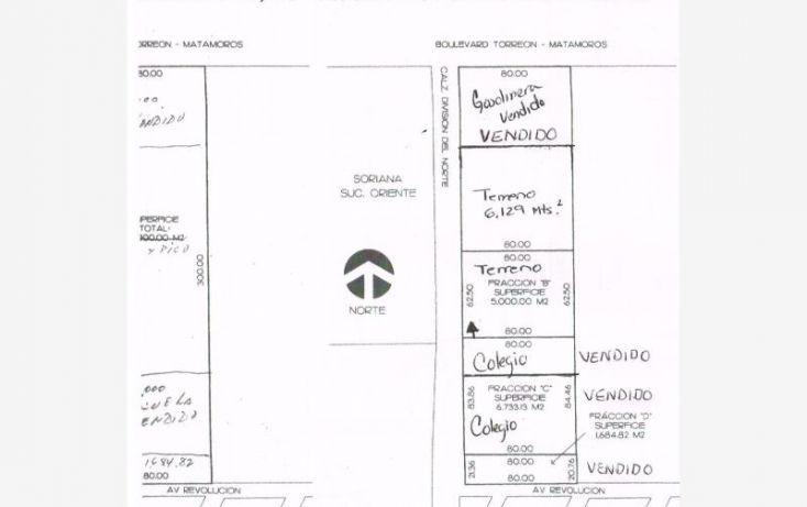 Foto de terreno comercial en venta en, santa bárbara, torreón, coahuila de zaragoza, 1607778 no 01