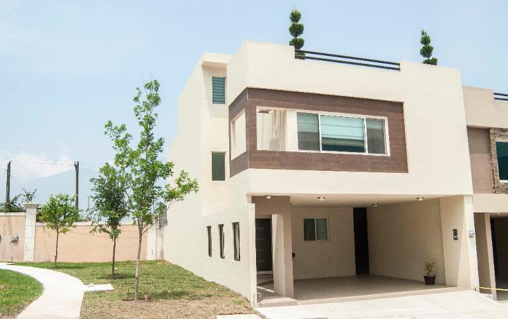 Foto de casa en venta en  , santa catarina centro, santa catarina, nuevo león, 1776980 No. 01