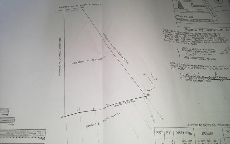 Foto de terreno industrial en venta en, santa catarina centro, santa catarina, nuevo león, 650873 no 01