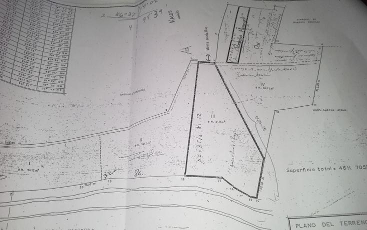 Foto de terreno industrial en venta en, santa catarina centro, santa catarina, nuevo león, 650873 no 02