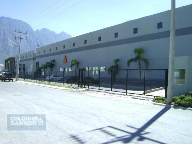 Foto de nave industrial en renta en  , industrial martel de santa catarina, santa catarina, nuevo león, 1654639 No. 02