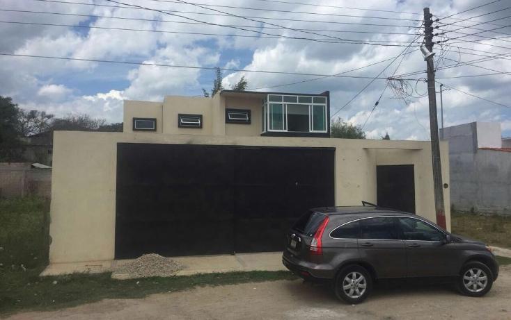 Foto de casa en venta en  , santa cecilia, berriozábal, chiapas, 1870704 No. 02