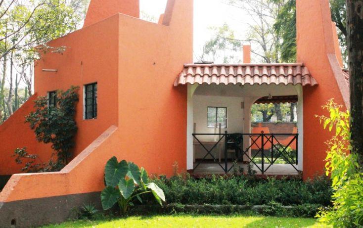Foto de casa en venta en, santa cecilia, coyoacán, df, 1057241 no 03