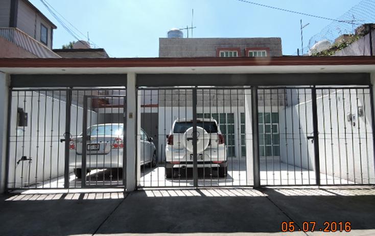 Foto de casa en venta en  , santa cecilia, coyoac?n, distrito federal, 2032780 No. 01