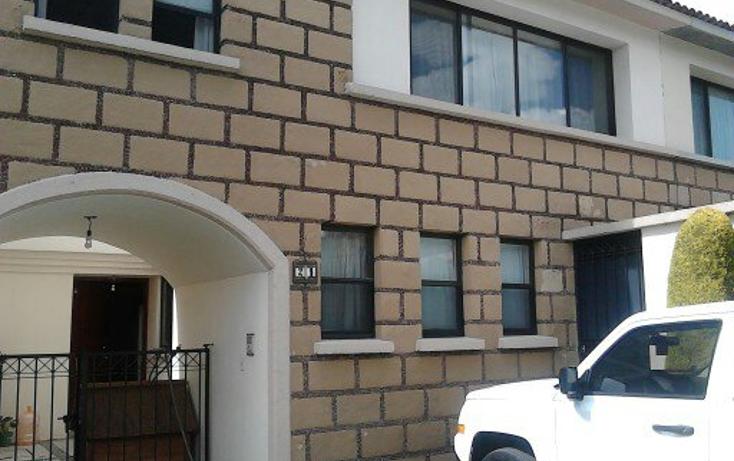 Foto de casa en renta en  , santa cecilia ii, metepec, m?xico, 1356195 No. 01