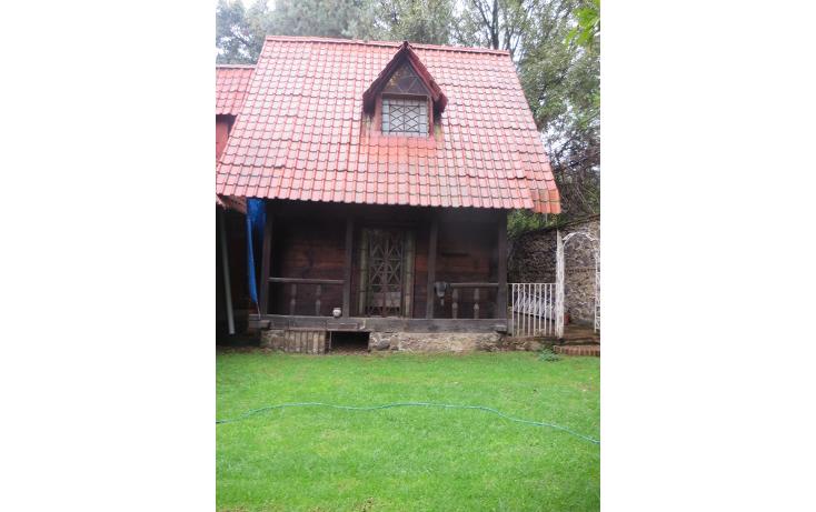 Foto de casa en renta en  , santa cecilia tepetlapa, xochimilco, distrito federal, 1418119 No. 01