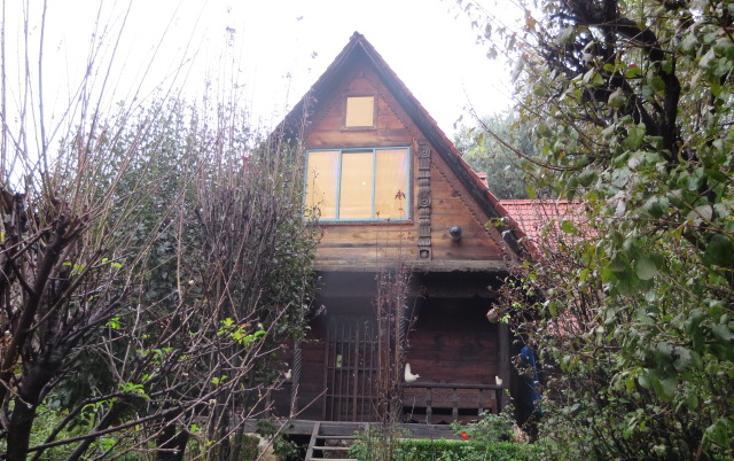 Foto de casa en renta en  , santa cecilia tepetlapa, xochimilco, distrito federal, 1697110 No. 01