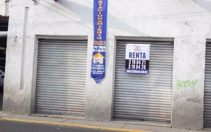 Foto de local en renta en  , santa clara, toluca, méxico, 1664798 No. 09