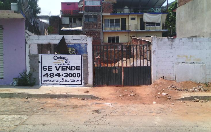 Foto de terreno habitacional en venta en  , santa cruz, acapulco de juárez, guerrero, 1795382 No. 01