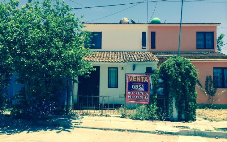 Foto de casa en condominio en venta en  , santa cruz amilpas, santa cruz amilpas, oaxaca, 1273319 No. 01