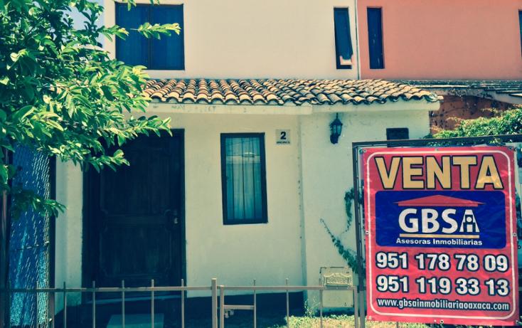Foto de casa en condominio en venta en  , santa cruz amilpas, santa cruz amilpas, oaxaca, 1273319 No. 02