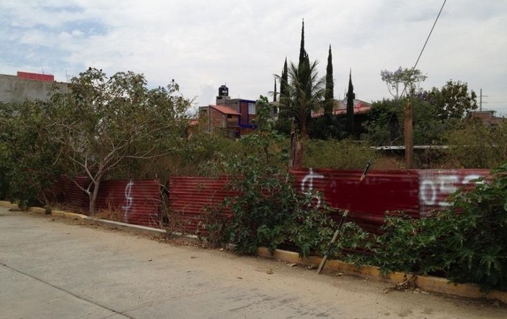 Foto de terreno habitacional en venta en  , santa cruz amilpas, santa cruz amilpas, oaxaca, 468053 No. 01