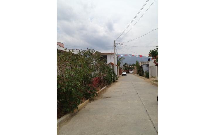 Foto de terreno habitacional en venta en  , santa cruz amilpas, santa cruz amilpas, oaxaca, 468053 No. 05