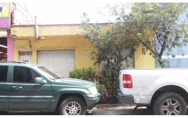 Foto de terreno habitacional en venta en  , santa cruz atoyac, benito juárez, distrito federal, 1546388 No. 01