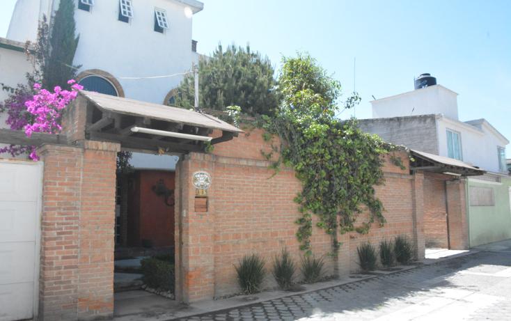 Foto de casa en venta en  , santa cruz atzcapotzaltongo centro, toluca, m?xico, 1979034 No. 01