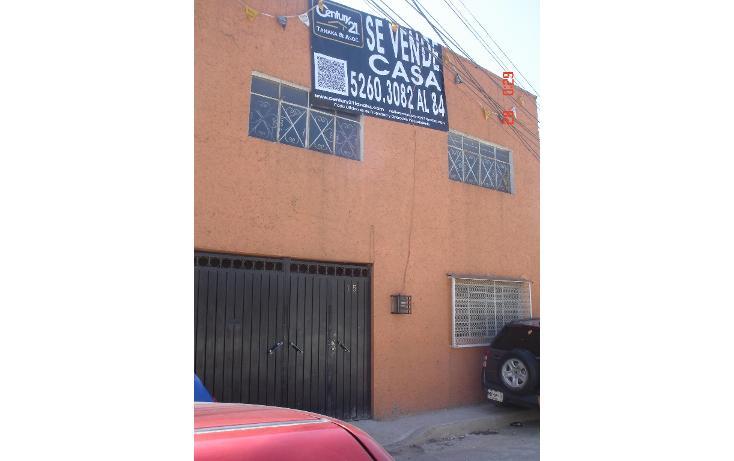 Foto de casa en venta en  , santa cruz aviación, venustiano carranza, distrito federal, 1713468 No. 01