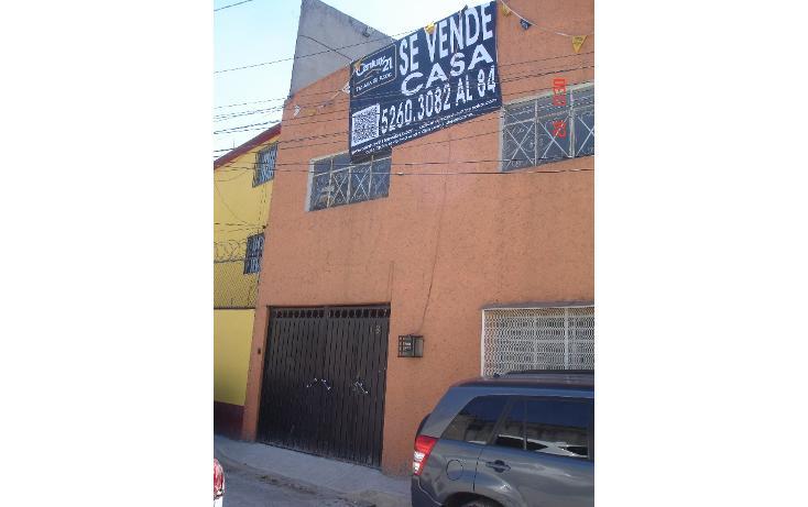Foto de casa en venta en  , santa cruz aviación, venustiano carranza, distrito federal, 1713468 No. 02