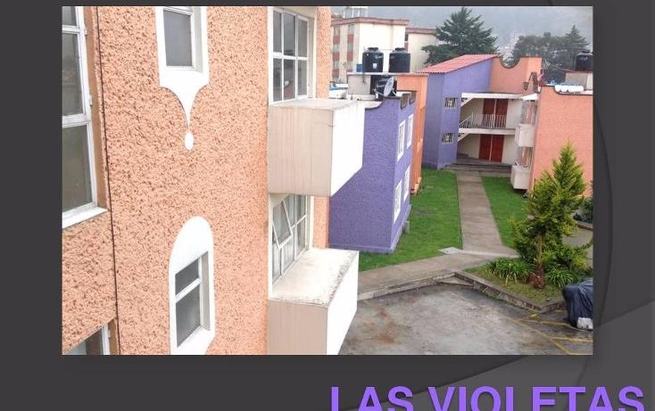 Foto de departamento en renta en  , santa cruz azcapotzaltongo, toluca, m?xico, 1380995 No. 01
