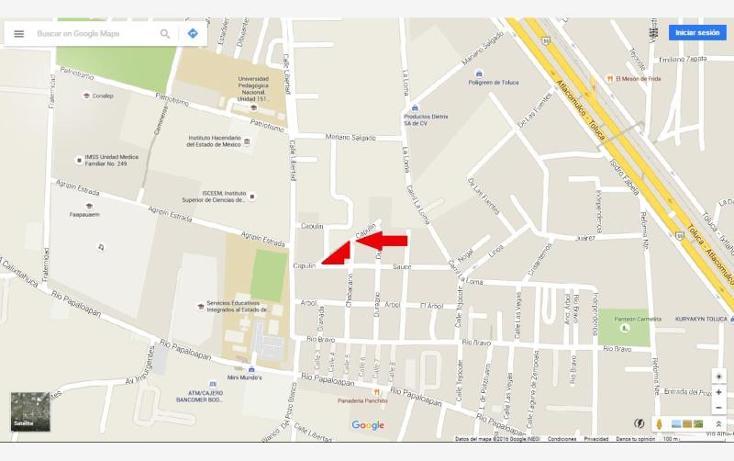 Foto de terreno habitacional en venta en  , santa cruz azcapotzaltongo, toluca, méxico, 1611214 No. 04