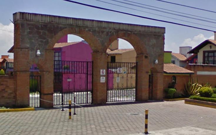 Foto de casa en venta en  , santa cruz azcapotzaltongo, toluca, méxico, 959919 No. 01