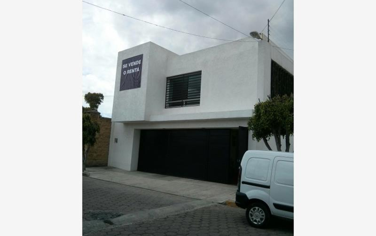 Foto de casa en venta en  , santa cruz buenavista, puebla, puebla, 1224799 No. 01