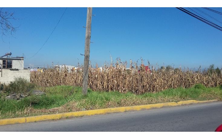 Foto de terreno comercial en venta en  , santa cruz chignahuapan, lerma, méxico, 1477699 No. 01