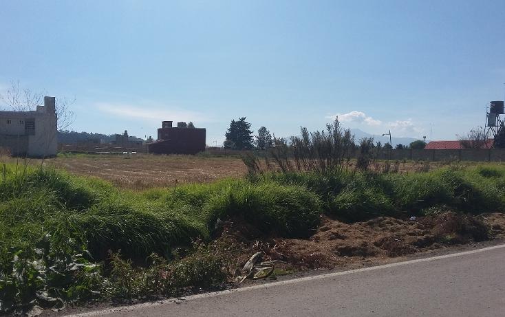 Foto de terreno comercial en venta en  , santa cruz chignahuapan, lerma, méxico, 1617096 No. 01