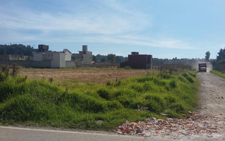 Foto de terreno comercial en venta en  , santa cruz chignahuapan, lerma, méxico, 1617096 No. 03